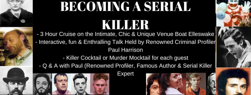 A Serial Killer Of A Cruise - Becoming A Serial Killer