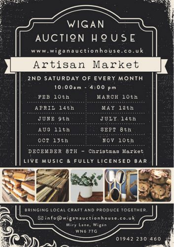 Artisan Market 9th June  R WAH-LEAFLET-full-year-dates-print-time-and-date-353x500