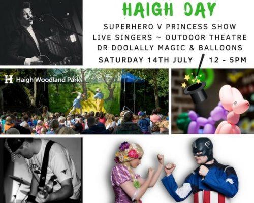 Saturday, 14th July Haigh-day-500x400