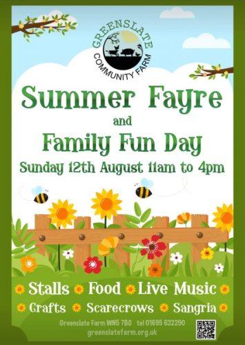 Summer Fayre 12th Aug Summer-fair-green-355x500